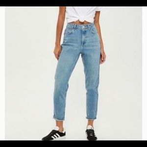 TOPSHOP - mom jeans
